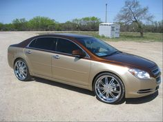 Worksheet. Chevy Malibu LTZ Turbo with Lexani 20 RThree Wheels  carz