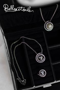 Italian Chain, Rhodium Box 012 Jewelry Gift for Women and Girls Glitzs Jewels 925 Sterling Silver Necklace