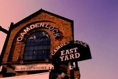 Camden's market will always be one of our favourite places to shop.