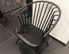 Crinolette chair by Ilmari #tapiovaara!