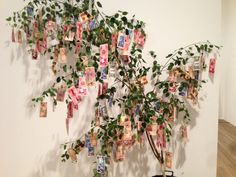 Meschac Gaba Museum of Contemporary African Art Tate Modern Meschac Gaba was born in 1961 in Cotonou, Benin. 21st October, December 25, The 5th Of November, Jake And Dinos Chapman, Contemporary African Art, Money Trees, African Artists, Aesthetic Images, Everyday Objects