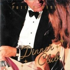 """""""Dinner Club"""" v/a jazz cd   POTTERY BARN exclusive from 2003"""