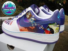 hot sale online b1f83 80d0f Air Force One Shoes, Nike Air Force Ones, Custom Shoes,