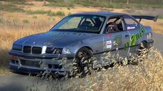 This Electric E36 Makes 850 lb/ft of Torque at the Wheels! - /TUNED