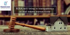 According to a survey-based report by #FICCI and #Grant #Thornton, the recently cleared #Real #Estate #Regulatory #Act (RERA) will bring in transparency in real estate transactions thus reducing the amount of #litigation in the #sector.