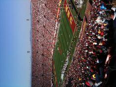 USC Football, Los Angeles Memorial Coliseum