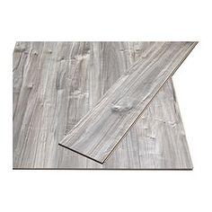 PRÄRIE, Laminated flooring, grey