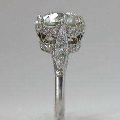 differences between vintage, estate and antique diamond rings - Google Search