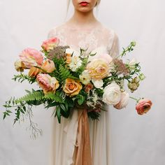 silk and willow bouquet Floral Wedding, Wedding Colors, Wedding Flowers, Silk And Willow, Wedding Flower Inspiration, Spring Blooms, Bride Bouquets, Floral Arrangements, Marie