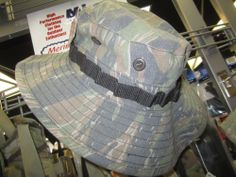 Vintage Type Boonie Hat in Tiger Stripe Rip Stop. 7d57de4612ef
