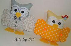 Vovô e Vovó http://artebysol.blogspot.com.br/