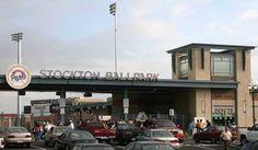 Banner Island Ballpark; Stockton, California; Saw the Stockton Ports play here in 2007