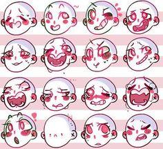 Facials 420312577724727131 - Super drawing cartoon faces facial expressions art Ideas Source by dearfajer Cartoon Faces, Cartoon Art Styles, Girl Cartoon, Art Drawings Sketches, Cartoon Drawings, Drawing Face Expressions, Drawing Reference Poses, Drawing Ideas, Drawing Tutorials