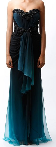 Badgley Mischka ✦ Teal Essence by Shelly ✦ from my board✦ https://www.pinterest.com/sclarkjordan/teal-essence-by-shelly/