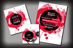Mörderische Dinnerparty, Halloween, Cover, Crime, Mystery, Birthday Celebrations, Original Gifts, Gift Cards, Invitations
