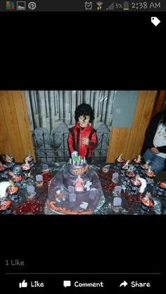 Thriller bday