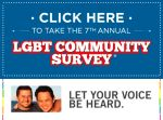 LGBT Community Survey 2013