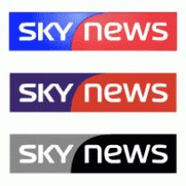 SKY news Logo. Get this logo in Vector format from http://logovectors.net/sky-news-3/