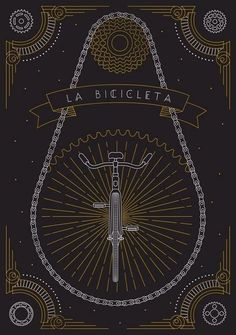 Bicycle meets Graphic Design: Bicycle Art - I don't own any of this pictures. Cycling Tattoo, Bicycle Tattoo, Bike Tattoos, Bicycle Art, Cycling Art, Cycling Bikes, Cycling Quotes, Cycling Jerseys, Bici Retro