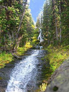 Hyalite Canyon, Bozeman, Montana one of our favorite places