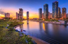 Songdo Central Park by Panya Khamtuy on 500px
