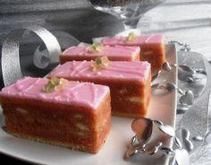 Illéskrisz Konyhája: PUNCS SZELET Hungarian Desserts, Hungarian Cake, Hungarian Recipes, Hungarian Food, Cake Recipes, Dessert Recipes, Salty Snacks, Something Sweet, Sweet And Salty