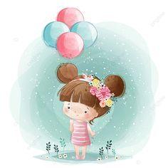 Bebe Vector, Kids Vector, Free Vector Graphics, Vector Art, Vector File, Art And Illustration, Illustration Mignonne, Pattern Illustration, Birthday Background Wallpaper
