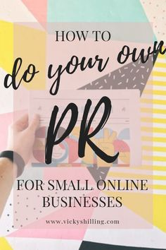 Getting PR for your health and wellness business is a great way to spread the word about what you're doing, without having to pay out for expensive marketing or advertising. Find out how you can do it yourself for free with these four simple tips #VickyShilling #PRtips #onlinebusiness #howtodoPR #onlinebiz