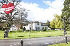 Romantic Chester Stay, Dinner & Spa for 2 @ Llyndir Hall Hotel & Spa