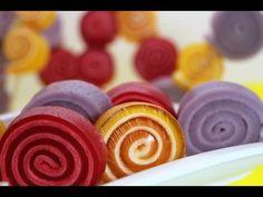 Receta Cake pops (Tartas en piruletas) - Recetas de cocina, paso a paso, tutorial - YouTube