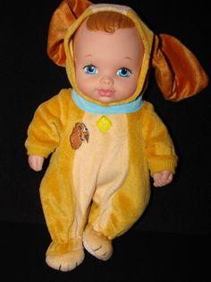 Original Water Baby Doll Water Babies Bath Time Fun Baby