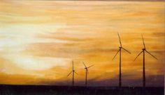 Molinos y energía. Mills and power
