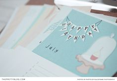 Birthday Calendar - Free Printable - The Pretty Blog