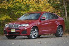 2015 BMW X4 xDrive28i - left front qtr