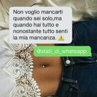 Nuovo stato  #stati_whatsapp Tumblr Co, Tumblr Girls, Love Your Life, My Love, Italian Phrases, Sentences, Middle School, Bff, It Hurts