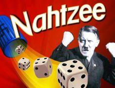 Nahtzee! I'm finding this way funnier than I should...