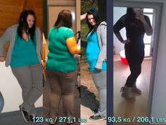 Before And After Weightloss Loss