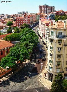Do Rato às Amoreiras, Lisbon