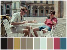Movie Color Palette, Colour Pallette, Color Combos, Colour Colour, Colour Schemes, Cinema Wallpaper, Color In Film, Egypt Museum, Cinema Colours
