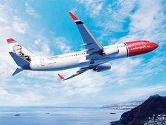 Norwegian s'envole vers l'Islande depuis l'Espagne