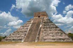 Top 5 des pyramides mexicaines - Chichen Itza #mexique #voyage