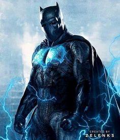 The power of Batman