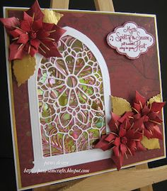pamscrafts  stained glass window
