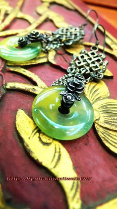 LIYUN JEWELLERY  李雲 Taiwanese jewelry designer