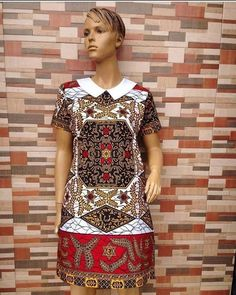 The complete collection of Exotic Ankara Gown Styles for beautiful ladies in Nigeria. These are the ideal ankara gowns Ankara Short Gown Styles, Latest African Fashion Dresses, African Print Dresses, African Dresses For Women, African Attire, African Traditional Dresses, Africa Fashion, Fashion Outfits, Archive