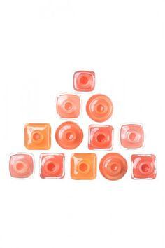 spring-nails-orange via @Refinery29