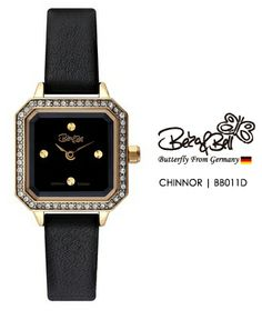 CHINNOR BB011D   | Meterail:316L Stainless Steel  | Movement: MIYOTA 5Y20  | Case Size: 20mm×26mm  | Band Size: 10mm  | Band: Genuine Leather / Enamel coated / Leopard Genuine / Mesh  | Crown: Swarovski Crystal Crown  | Swarovski Crystal: 48 Pcs  | Dial: MOP  | Glass: Jewel Cutted Mineral Crystal  | Water Resistance : 3 ATM