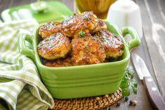 Big Batch Pork, Apple and Parmesan Rissoles