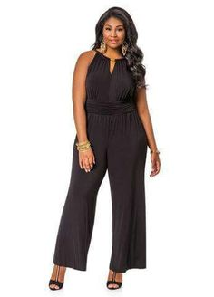 adc41fbbb5ec 75 Best black CALYPSO silk jumpsuit images
