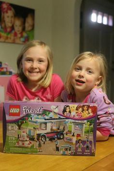 LEGO Friends Building Toys for Girls #LEGOFriendsCGC #CleverGirls